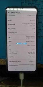 Huawei P30 ELE-AL10, ELE-AL00 9.1.0.193, 9.1.0.226 REMOVE ID SUCCESS