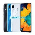 Samsung Galaxy A30 (SM-A305F) 9.0 Official Firmware