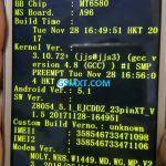 ROM SAMSUNG A96 Clone MT6580 Unbrick ,Repair Firmware