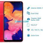 FIRMWARE FIX TOUCH Samsung A10 (SM-A105M) U5 Flash ODIN