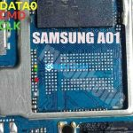Samsung Galaxy A01 (SM-A013G) Pinout