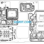 Xiaomi Redmi K30 5G/Racing Edition (picasso) Schematic file main board