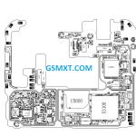 Xiaomi Redmi K30 Pro/Zoom/Pocophone F2 Pro (lmi) Schematic file main board