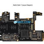 Xiaomi Redmi Note 7 (lavender) Schematic file main board