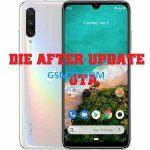 Solution Repair Dead Recover Xiaomi Mi A3 (laurel_sprout)